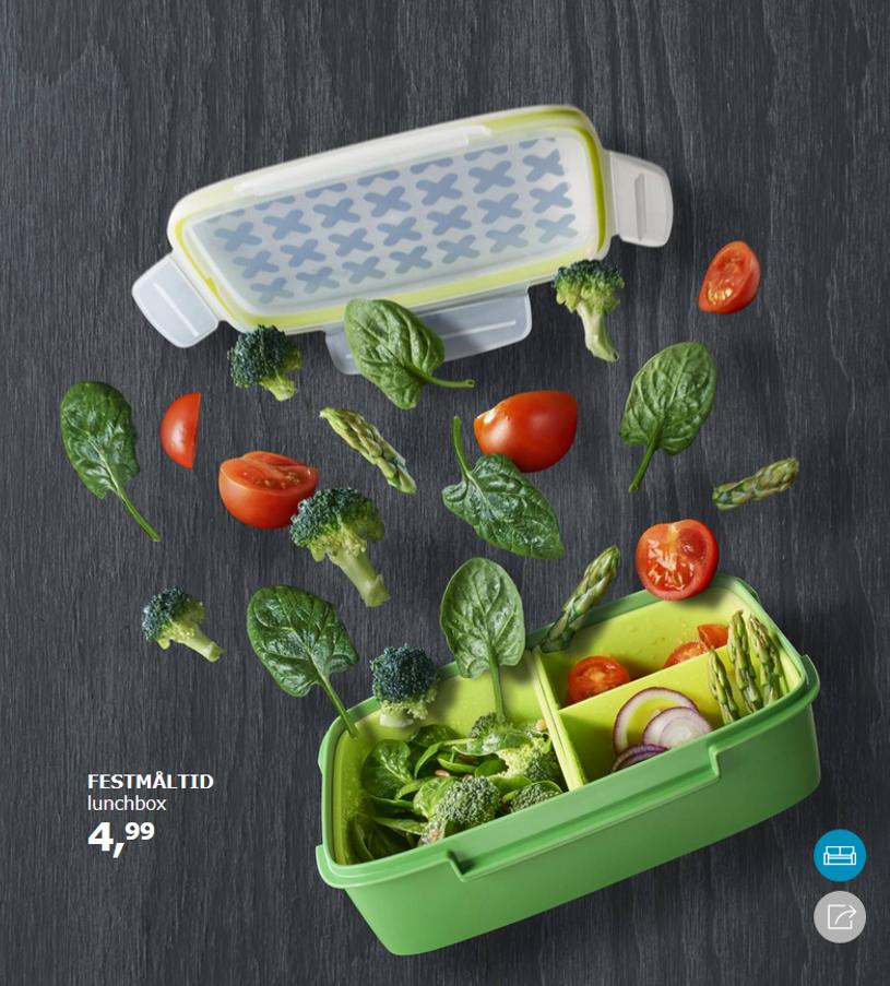 Ikea - Festmaltid - lunchbox