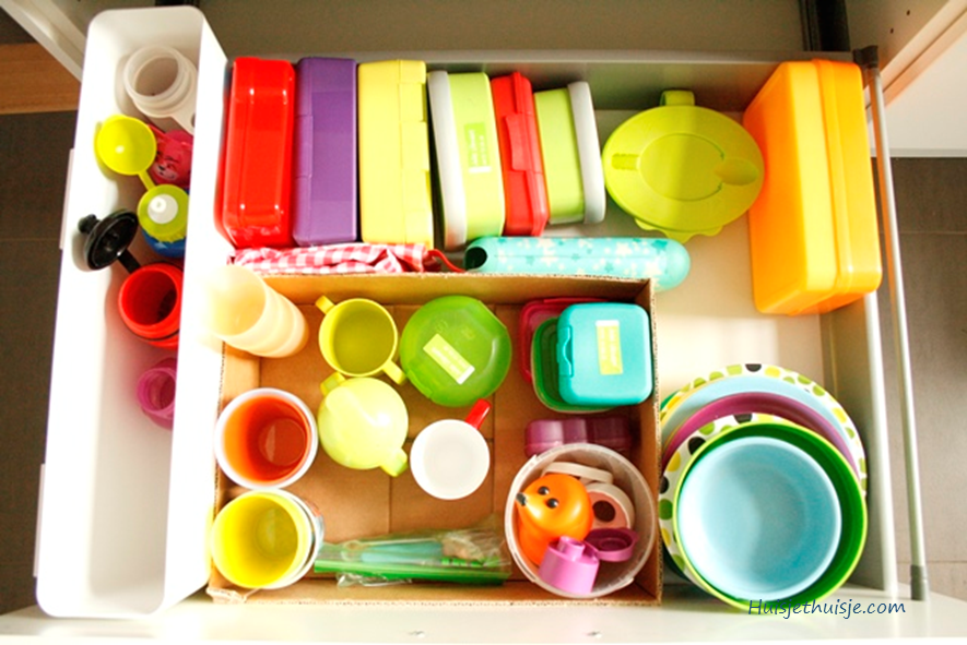 Organize your entire kitchen with Variera-series from Ikea - Huisjethuisje