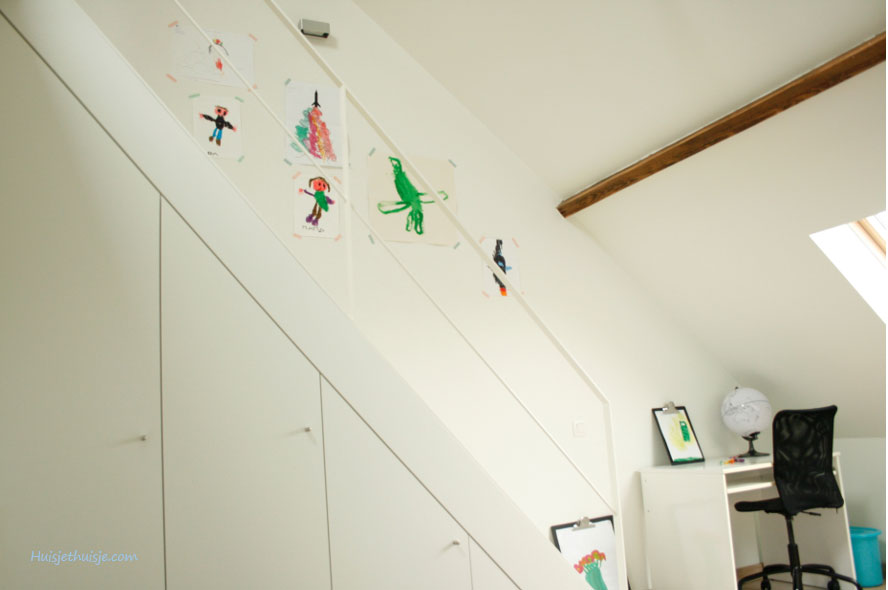 huisjethuisje-kids-art-display-washitape