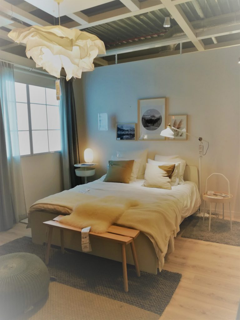 Ikea-slaapkamer-houtenbank-ypperlig